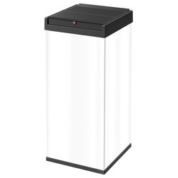Contemporary Trash Cans by Hailo LLC
