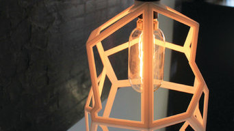 3D Misce Pendant Light / Table Lamp