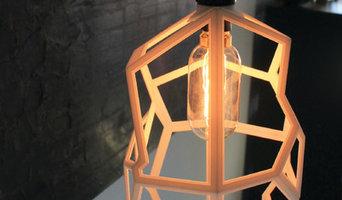 3D Misce Pendant Light / Table Lamp
