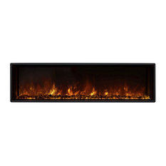 """Landscape Fullview 2 Series Electric Fireplace, 120"""""""