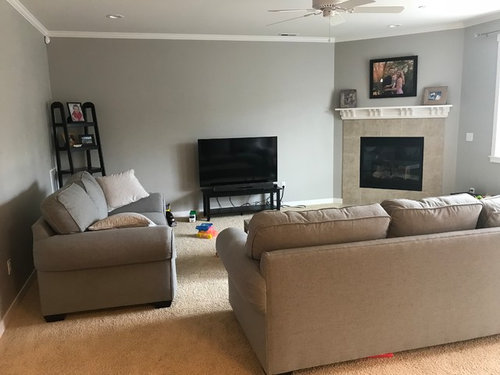 Stupendous Help New Couch Conflicts With Wall Color Gmtry Best Dining Table And Chair Ideas Images Gmtryco