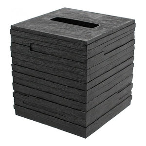 Nameeks PO02 Natural Gedy Tissue Box Cover