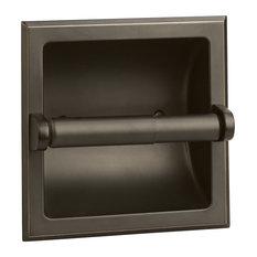 Millbridge Recessed Toilet Paper Holder, Oil Rubbed Bronze Finish