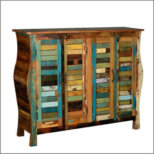 Rustic buffets sideboards for Bad sideboard