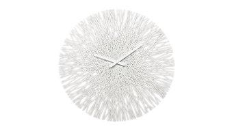 Koziol Silk Wall Clock, White