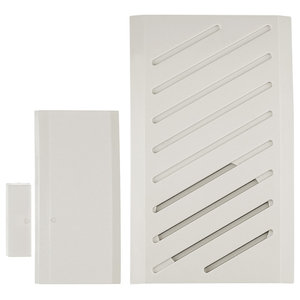 Ge Wall Outlet Wireless Door Chime Contemporary