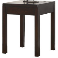 Parker House Greenwich GRE#271 Corner Desk Table in Dark Walnut