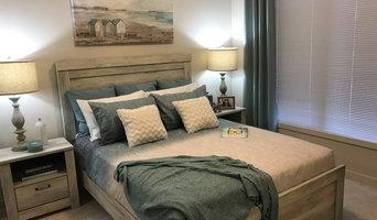 Bedroom Show Suite