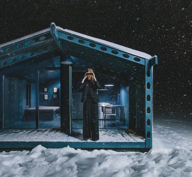 Скандинавский Фасад дома by Vlad Mitrichev