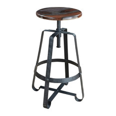 Adjustable Barstool