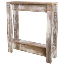Rustic Console Tables by Doug and Cristy Designs