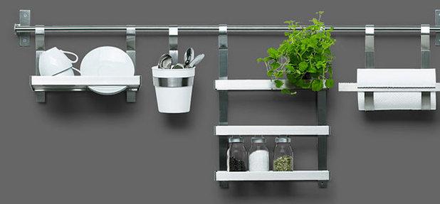 Scandinavian Kitchen Drawer Organizers By Ikea