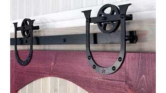 Rustic Sliding Barn Door Kit