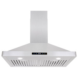 Contemporary Range Hoods And Vents by Cosmo