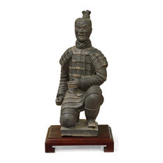Chinese Terracotta Soldier Statue, Archer