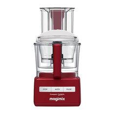 Magimix Compact 3200XL Red Blender Mix Food Processor