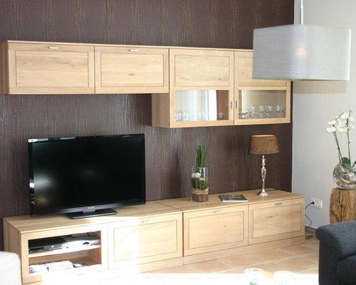 Raumdesign Wohn-Esszimmer