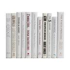 Decorative Books, The Modern White ColorPak