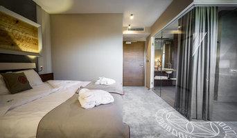 Camere a disegno Hotel