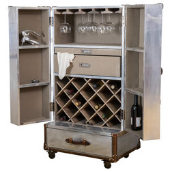 Shop Houzz: Up to 40% Off Bar Carts and Cabinets