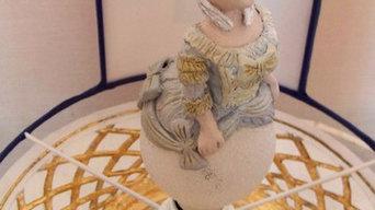 Lampe Marie-Antoinette