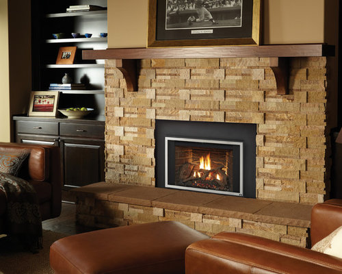 GreenSmart Gas Fireplace Inserts