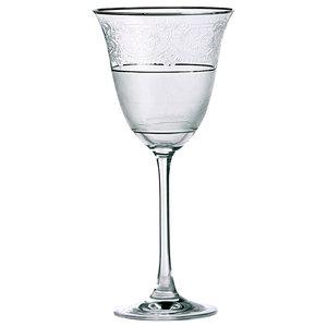 San Marino Glass Goblet, Set of 6