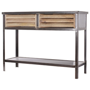 Harlem Steel Sideboard