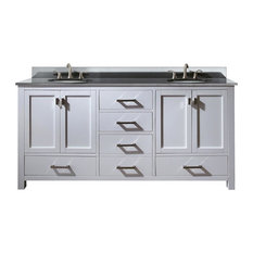 35 in. Double Sink Vanity