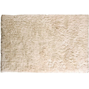 Eva Eva Sand Rectangle Plain/Nearly Plain Rug 160x230cm