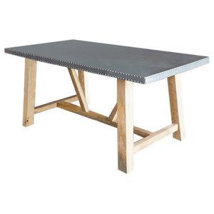 Kuba Dining Table, Large