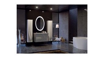 Коллекция мебели для ванных комнат AIMA
