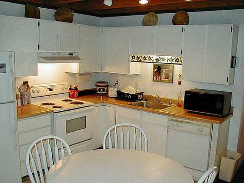 Remove Cabinets Over Sink For Floating Shelves