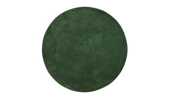 Pure Wool Royale Rug, 120x120 Cm, Round