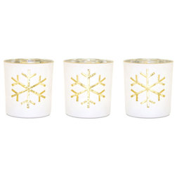 Contemporary Candleholders by Melrose International LLC