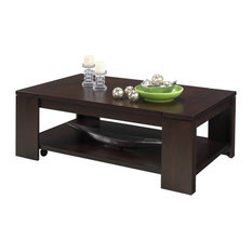 Castered Lift-Top Cocktail Table, P368-15