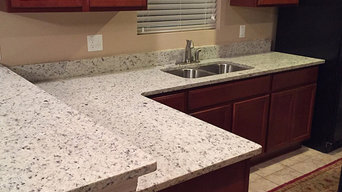 Branco Dallas Granite Countertops