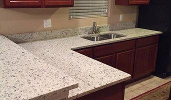 Branco Dallas Granite Countertops