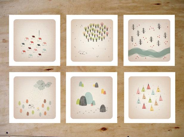 Guest Picks: Little Houses