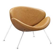Modway Nutshell Lounge Chair EEI-809-TAN