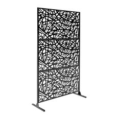 Alta Decorative Screen With Stand, Web