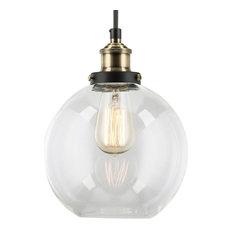 linea di liara primo pendant lamp with glass shade antique brass pendant lighting antique pendant lighting