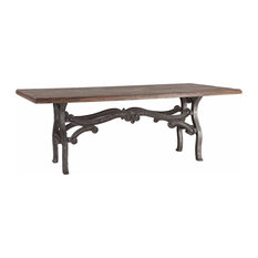French Vintage Collection Iron Table