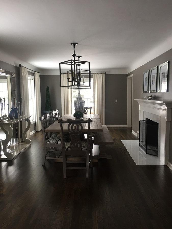 S. Glenhurst Dry Bar & Living Room