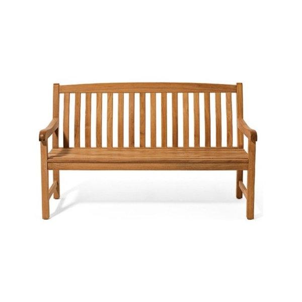 Devon Outdoor Teak Bench, 5'