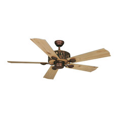 "Log Cabin 52"" Ceiling Fan"