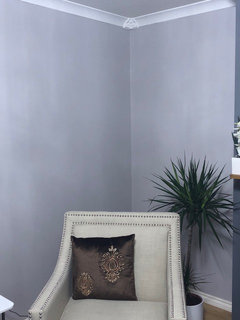 Nice Soft Grey Paint For North East Facing Room