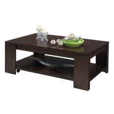 Progressive Furniture - P368-01 Rectangular Castered Cocktail Table - Coffee  Tables