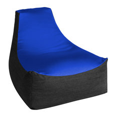 Jaxx Casual Living   Jaxx Strato Bean Bag Gaming Chair, Royal Blue   Bean  Bag