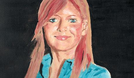 Ins Blaue gedacht: Was inspiriert Sie, Cathleen Dämmler?